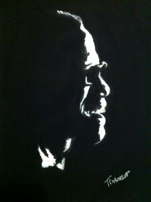 Ray Charles por maximuslevrai